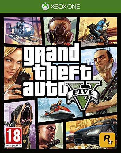 Take-Two Interactive Grand Theft Auto V, Xbox One