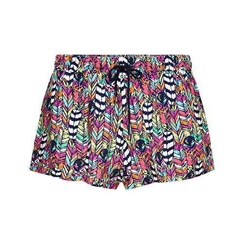 Beachlife Damen Shorts Peti Mehrfarbig (Flying 265)