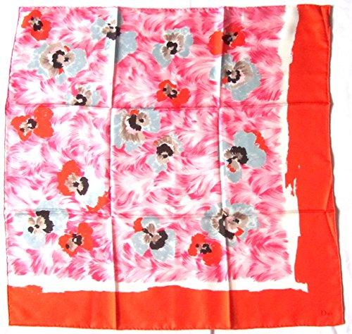 dior-seidentuch-orange-mit-stiefmutterchen-68-x-68cm-scarve