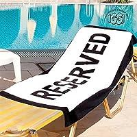 Gift Hause GH91-887 - Toalla de playa