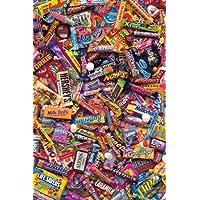 "Pyramid International "" I Want Candy"" Maxi Poster, Multi-Colour, 61 x 91.5 x 1.3 cm"