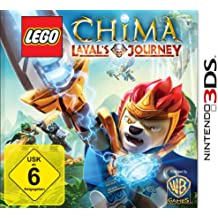 LEGO Legends of Chima: Laval's Journey - [Nintendo 3DS]
