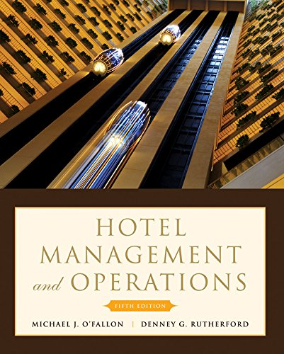 Hotel Management and Operations