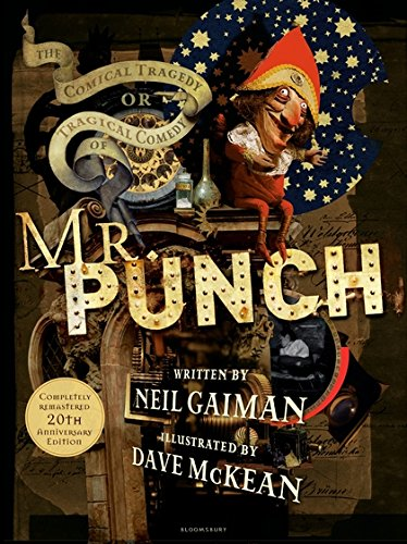 The Comical Tragedy or Tragical Comedy of Mr Punch par Neil Gaiman