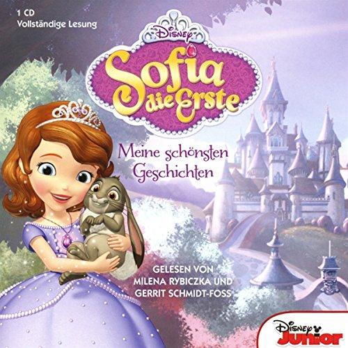 Sofia die Erste: Meine schönsten Geschichten (Hörbücher zu Disney-Filmen und -Serien, Band 8)