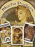 Mucha Poster Postcards in Full Colour: Twenty Four Ready-to-Mail Cards (Dover Postcards)