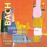 Bach: Sonatas and Partitas for Violin