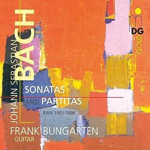 Bach: Sonatas and Partitas for Violin Solo (Transcriptions for