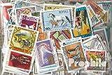 Mongolei 500 verschiedene Marken (Briefmarken für Sammler)