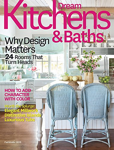 dream-kitchens-baths-english-edition