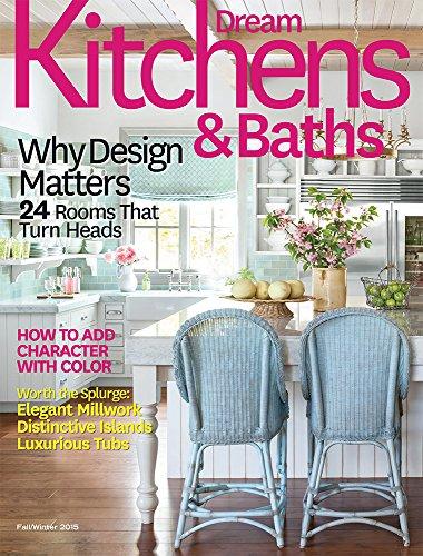 dream-kitchens-baths-english-edition