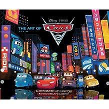 Art of Cars 2 (Disney Pixar)