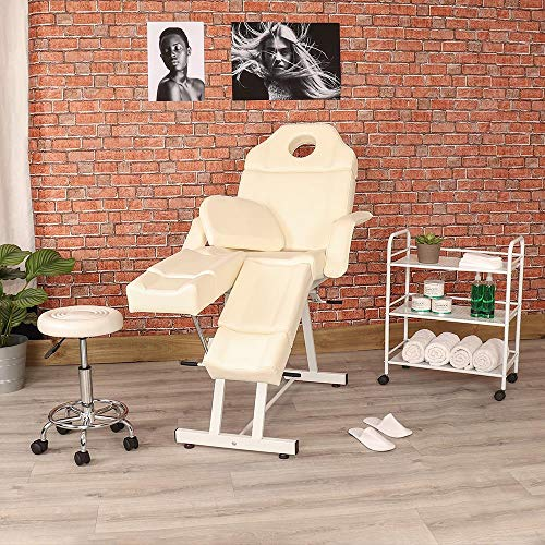 Pedicure 3 Piece Manual Massage Couch Furniture Set for sale  Delivered anywhere in Ireland
