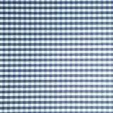 Staab's Beschichtete Baumwolle Bauernkaro grau weiß