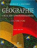 Image de Chagny, CM1-CM2 Géographie, livre élève