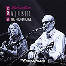 Aquostic! Live at the Roundhouse 2cd+Dvd