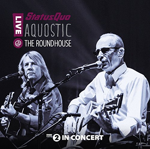 Aquostic! Live at the Roundhouse (3 Cd)