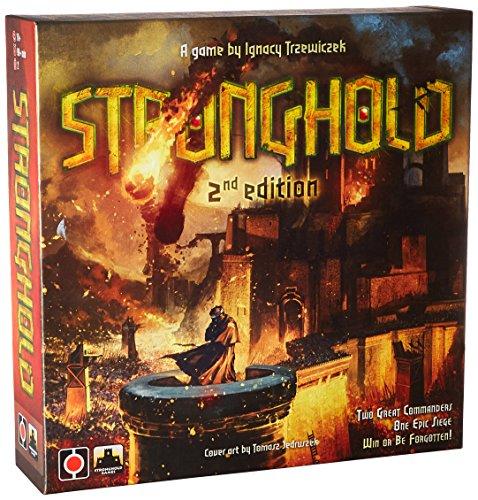 Preisvergleich Produktbild Stronghold 2nd Edition - EN