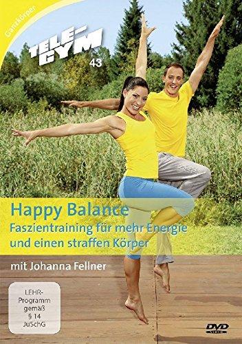 TELE-GYM 43 Happy Balance – Faszientraining für mehr Energie & einen straffen Körper