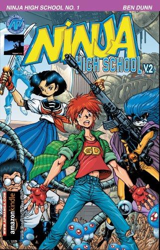 Ninja High School: V.2 Edition 1 (English Edition)