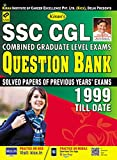 KIRAN'S SSC CGL COMBINED GRADUATE LEVEL EXAMS QUESTION BANK 1999 TILL DATE ( SOLVED PAPERS OF PREVIOUS YEAR EXAMS) - ENGLISH