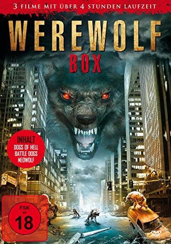 Bild von Werewolf Box-Edition (3 Filme)