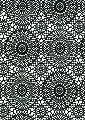 Klebefolie Spitzen schwarz weiß - selbstklebende Dekorfolie 45x200 cm - Selbstklebefolie Vintage für Möbel - Bastelfolie