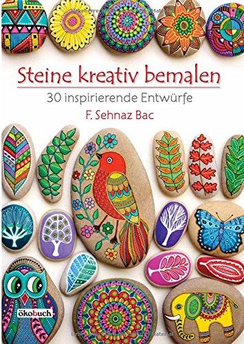 Steine kreativ bemalen: 30 inspirierende Entwürfe -