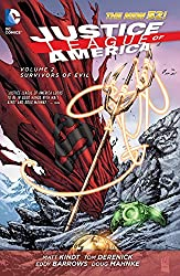 Justice League of America Vol. 2: Survivors of Evil (The New 52)-