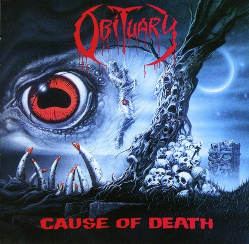 Obituary: Cause of Death (Audio CD)
