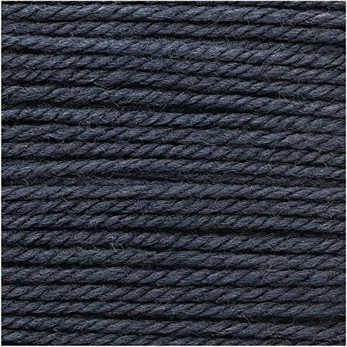 Rico Essentials Soft Merino Aran 032 Dark Denim -