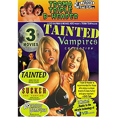 Tainted Vampires Collection - 2 Header