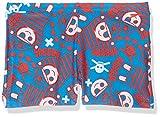 Speedo Fusion Fun Essential Short de Bain Garçon, Bleu/Rouge, FR : 5 Ans (Taille Fabricant : 5 Ans)