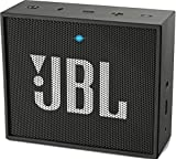 #2: JBL Go Portable Wireless Bluetooth Speaker with Mic (Black)