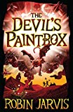 Front cover for the book The Devil's Paintbox (The Witching Legacy) by Robin Jarvis