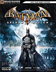 Batman: Arkham Asylum Signature Series Guide (Bradygames Strategy Guides) by Doug Walsh (2009-08-19)