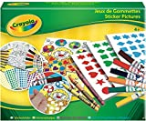 Crayola 5431DM - Stickerbilder