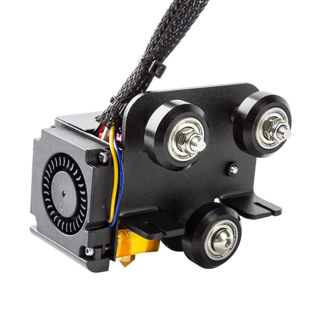 Aibecy Creality 3D Ender-3 Kit d'extrudeur complet assemblé pour imprimante 3D Ender-3S/‿Ender-3 Pro