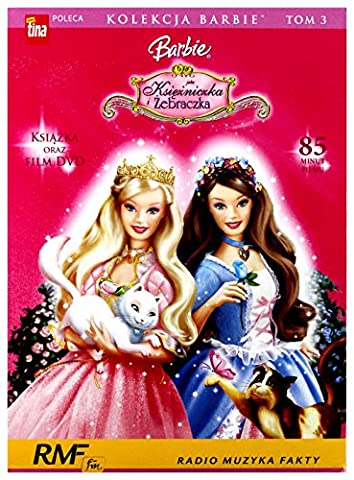 Barbie, coeur de princesse (booklet) [DVD] [Region 2] (IMPORT) (Pas de version française)