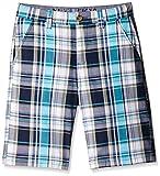 Nautica Kids Boys' Shorts (N465110Q473_Blue spell_6 - 7 years)