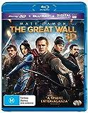 The Great Wall [Blu-ray] [Region Free]