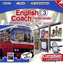 English Coach Multimedia 3 Bayern - Klasse 7