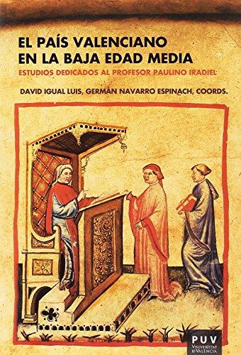 País Valenciano en la Baja Edad Media,El