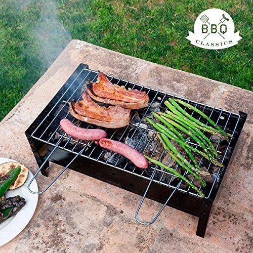 Barbacoa de Mesa de Carbón BBQ Classics