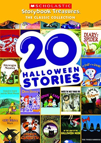 20 Halloween Stories - Scholastic Storybook Treasures: The Classic Collection by None