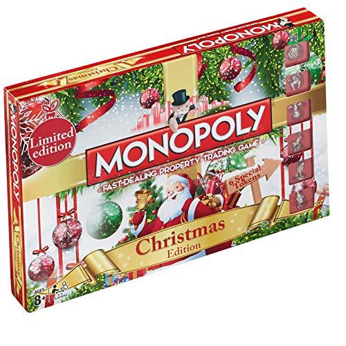 Unbekannt WEIHNACHTSBEGRENZTE Ausgabe-Monopol - Die Festliche Jahreszeit fängt Hier mit diesem allerzeit - Monopoly Christmas