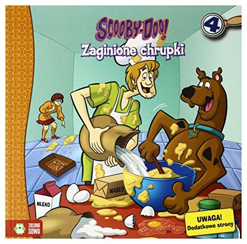 Scooby-Doo. Zaginione chrupki [KSIÄĹťKA]