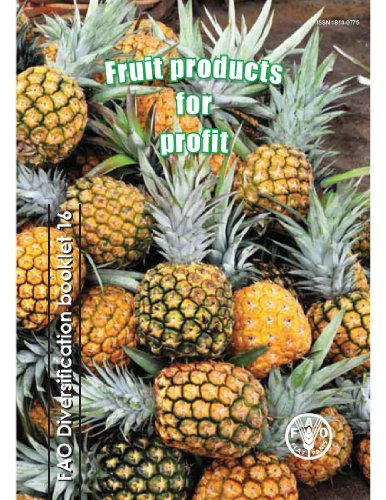 Fruit Products for Profit (Diversification Booklet, Band 16)