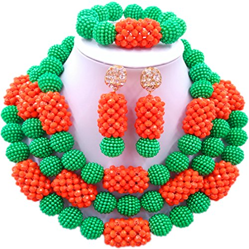 laanc-3-rows-crystal-and-imitation-peals-necklace-bracelet-earrings-nigerian-beads-african-jewellery