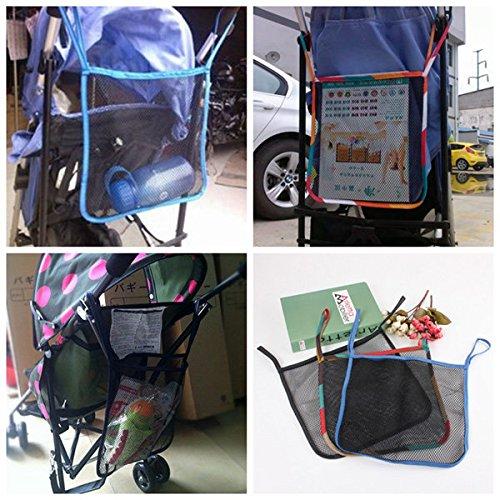 Bazaar Baby Kinderwagen Stroller Netz Carry Bag Hanging Pram Taschen Speicher Net Bag -